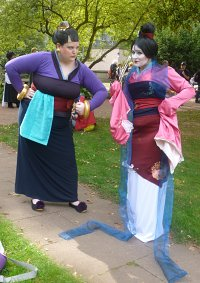 Cosplay-Cover: Matchmaker (Mulan)