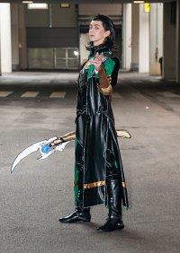 Cosplay-Cover: Loki (Avengers)