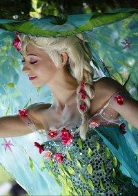 Cosplay-Cover: Elsa (frozen fever)