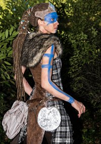 Cosplay-Cover: Senua (Hellblade)