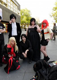 Cosplay-Cover: Little Goth