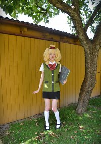 Cosplay-Cover: Isabelle   Melinda   Shizue [New Leaf]