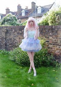 Cosplay-Cover: Jellyfish Princess