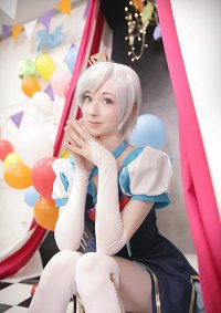 Cosplay-Cover: Anastasia [Cinderella Girls]