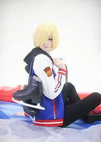 Cosplay-Cover: Yuri Plisetsky