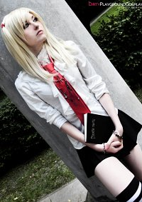 Cosplay-Cover: Misa Amane [School Uniform]