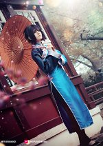 Cosplay-Cover: Sasuke Uchiha [Shanghai]
