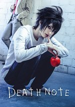 Cosplay-Cover: L Lawliet
