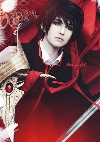 Cosplay-Cover: Kamui Shiro