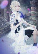 Cosplay-Cover: Lunafreya Nox Fleuret
