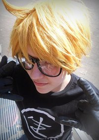 Cosplay-Cover: Ronald Knox [Checkmate]