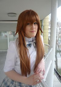 Cosplay-Cover: Hikage Sumino [Schuluniform]