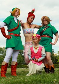 Cosplay-Cover: Link [young Link]