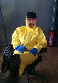Cosplay-Cover: Walter White