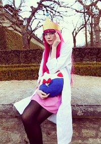 Cosplay-Cover: Princess Bubblegum [Lab Coat]