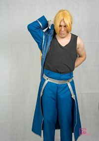 Cosplay-Cover: Edward Elric (Military Uniform)