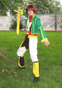 Cosplay-Cover: Asbel Lhant (Ehrenritter)