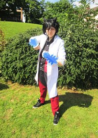 Cosplay-Cover: Jyde Mathis (Xillia 2)