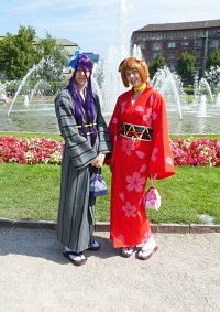 Cosplay-Cover: Yuri Lowell ~Kimono Version~