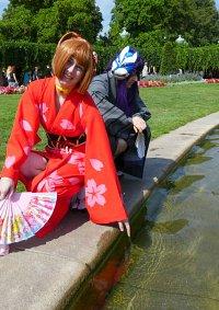 Cosplay-Cover: Rita Mordio ~Kimono Version~