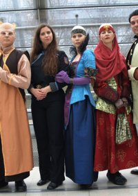 Cosplay-Cover: Lennier (Babylon 5)