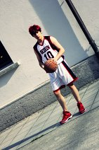 Cosplay-Cover: Kagami Taiga ( Seirin High 1.Version)