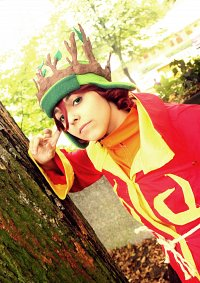 Cosplay-Cover: Kyle Broflovski [Stick of Truth] (High Jew Elf)