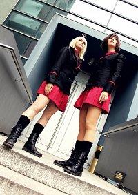 Cosplay-Cover: Erika Itsumi (Panzeruniform)
