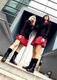 Cosplay-Cover: Nishizumi Maho ⁂〘Panzeruniform〙