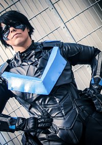 Cosplay-Cover: Dick Grayson (Nightwing) [Arkham Knight]