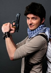 Cosplay-Cover: Nathan Drake [Uncharted 3: Drake's Deception]