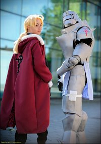 Cosplay-Cover: Alphonse Elric