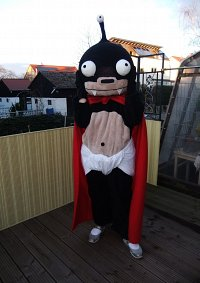 Cosplay-Cover: Nibbler