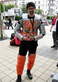 Cosplay-Cover: Gorden Freeman (Half Life)