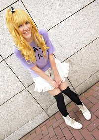 Cosplay-Cover: Yui Sakura  [Crash! Staff]