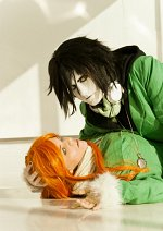 Cosplay-Cover: Orihime Inoue (Valentins-Outift)