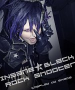 Cosplay-Cover: Insane Black Rock Shooter