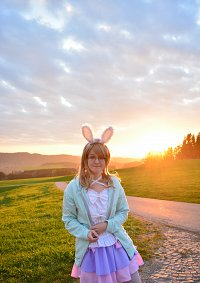 Cosplay-Cover: Pastel Hase