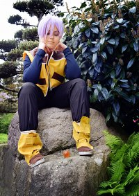 Cosplay-Cover: Trunks Briefs [Teenager-Version]