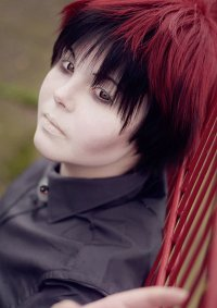 Cosplay-Cover: Pete   Red Goth