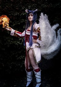 Cosplay-Cover: Ahri [classic-skin]