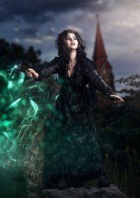 Cosplay-Cover: Bellatrix Lestrange