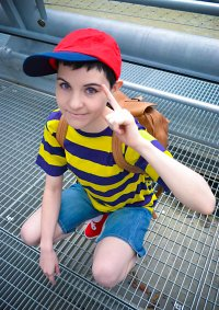 Cosplay-Cover: Ness [Earthbound/Mother 2]