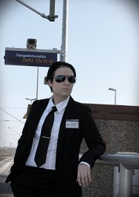Cosplay-Cover: Moriarty