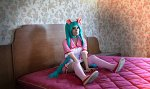 Cosplay-Cover: Miku (Love Colored Ward)