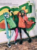 Cosplay-Cover: Miku Hatsune [Matryoshka]