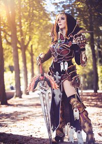 Cosplay-Cover: Blutelfe Paladin