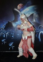 Cosplay-Cover: Snowbunny Nidalee