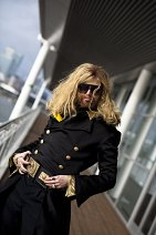 Cosplay-Cover: Zaphod Beeblebrox (Hitchhiker