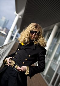 Cosplay-Cover: Zaphod Beeblebrox (Hitchhiker's Guide)